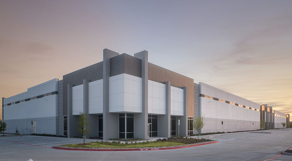 Toyota Motor Sales USA LLC leased the new Lewisville building.
