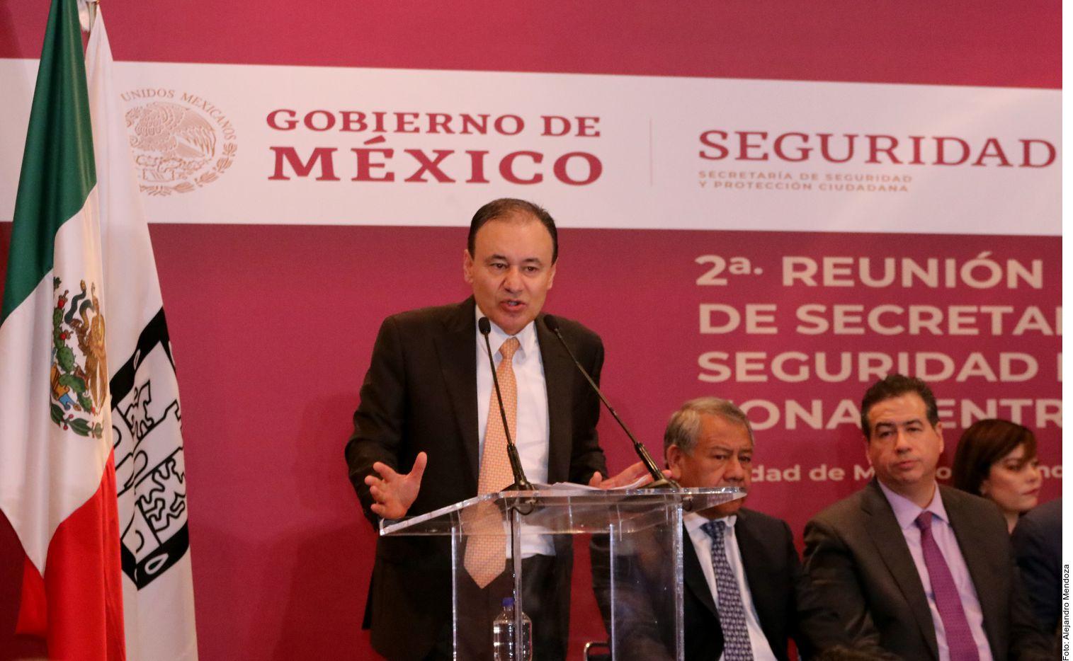 El secretario de Seguridad Ciudadana, Alfonso Durazo informó que hay detenidos en el caso de la masacre de la familia LeBarón en Chihuahua.