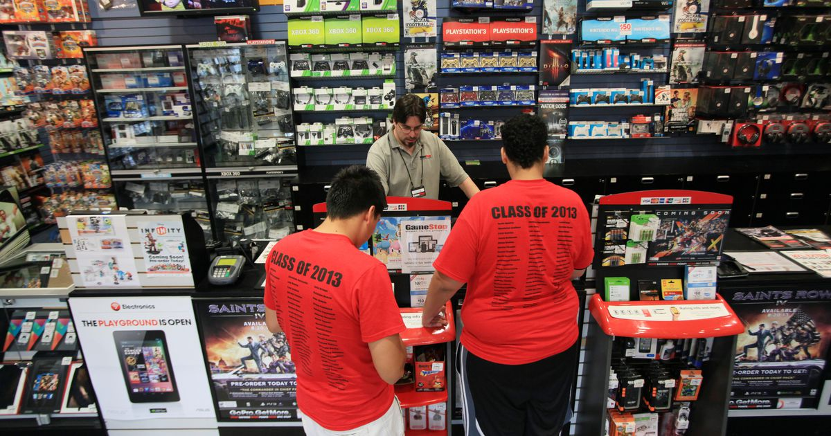 Black Friday The Best Video Game Deals For 2019