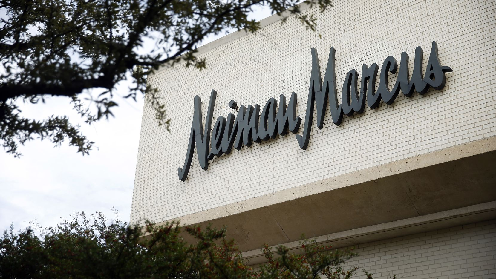 An exterior view of the Neiman Marcus store at NorthPark Center in Dallas.