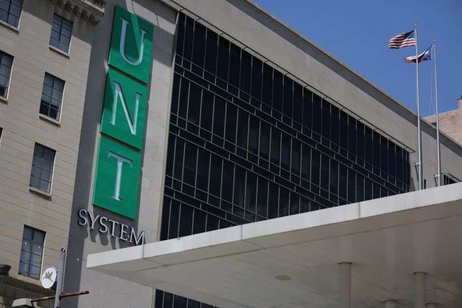One reason the UNT Dallas College of Law is struggling is that it enrolls a number of students with low LSAT scores. (Andy Jacobsohn/Staff Photographer)