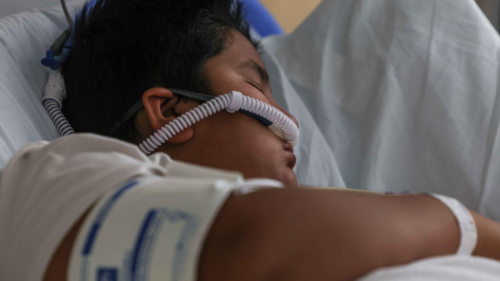 Las autoridades médicas de Cooks Children's Hospital hicieron un llamado a tomar precauciones este próximo feriado de Labor Day. Las hospitalizaciones de niños por covid-19 han aumentado en las últimas semanas en el Norte de Texas.
