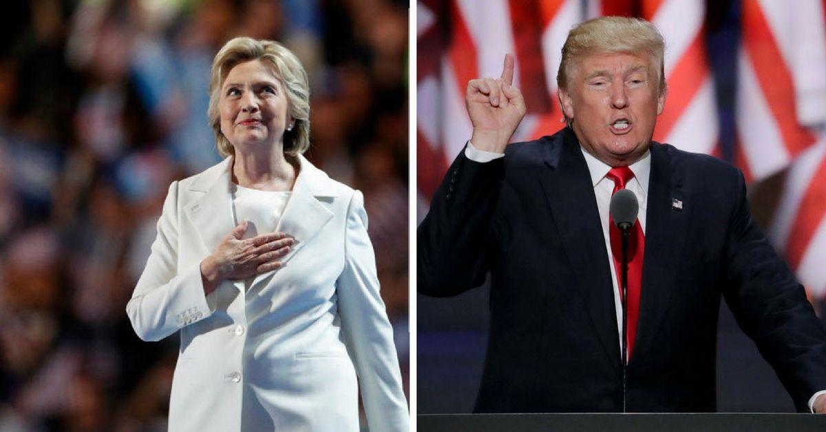 Los candidatos a la presidencia de Estados Unidos (AP)