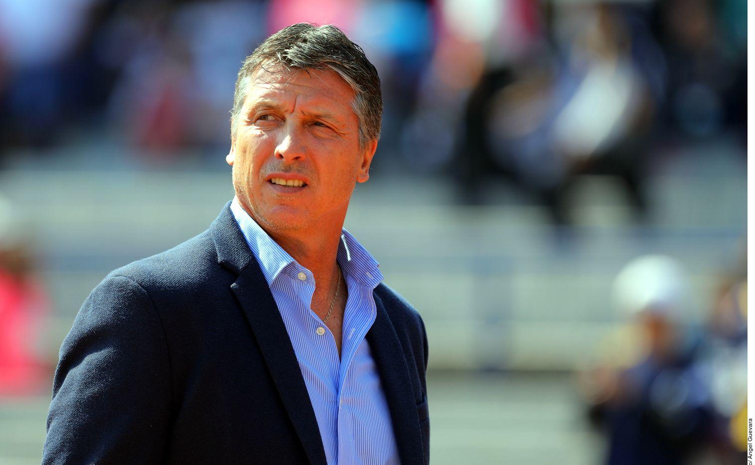 Robert Dante Siboldi reveló que sólo firmó por lo que resta del Apertura 2019 con Cruz Azul.