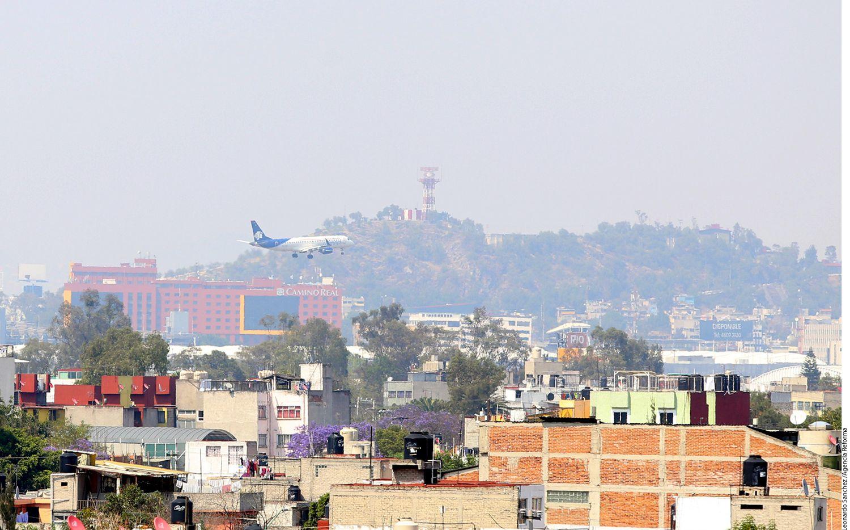 La última vez que se determinó contingencia ambiental en la Ciudad de México fue el 18 de septiembre de 2002, cuando se registraron 242 puntos Imeca./AGENCIA REFORMA