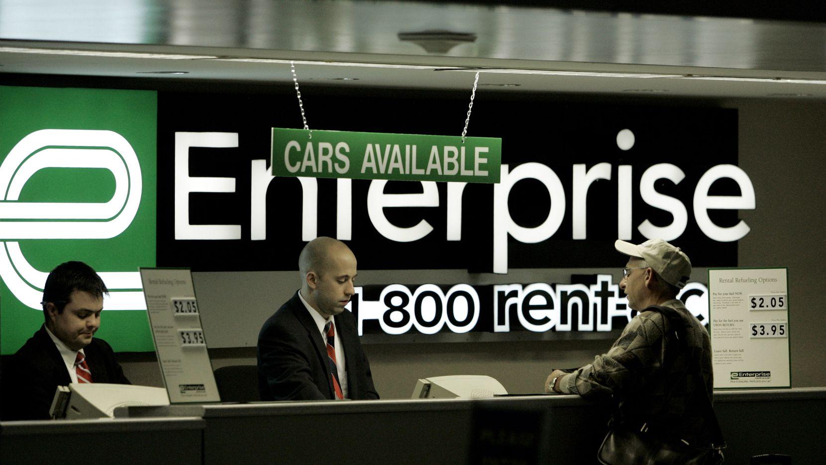 Enterprise, Alamo, National Will No Longer Give NRA