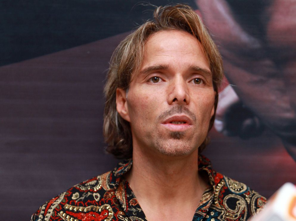 """Armando González """"El Muñeco"""" dijo que ha sido golpeado en sus relaciones."""