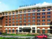 This rendering shows the 121-room Hotel Vin, which is a Marriott Collection Autograph Hotel, that will open Sept. 3, 2020.