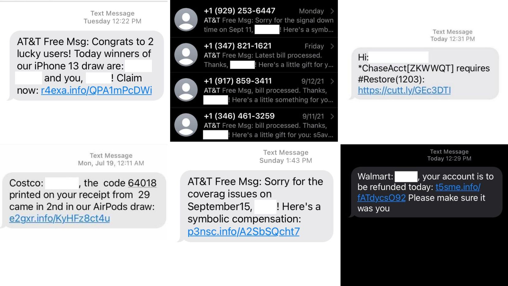 Texans are receiving more spam texts this year as scammers attempt to circumvent U.S. crackdown on robocalls.