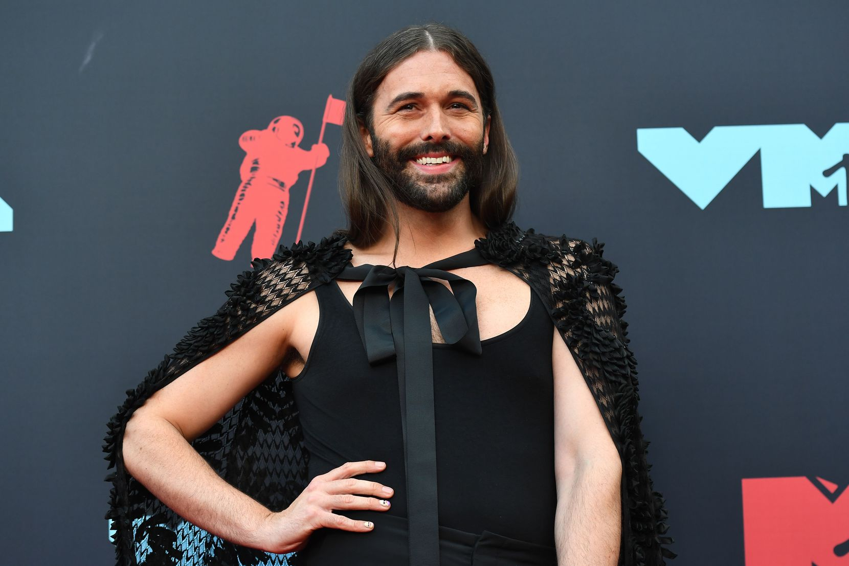 Catch Jonathan Van Ness at Toyota Music Factory when the hairdresser and TV personality's Road to Beijing show stops in North Texas on Dec. 6.