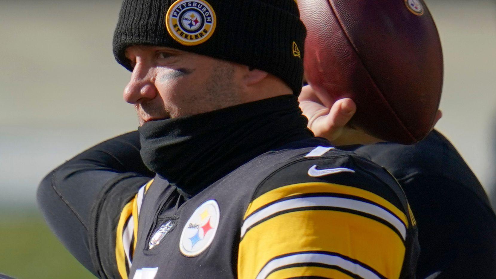 El mariscal de los Steelers de Pittsburgh, está en el ocaso de su carrera y tratará de cerrarla con un viaje al Super Bowl.