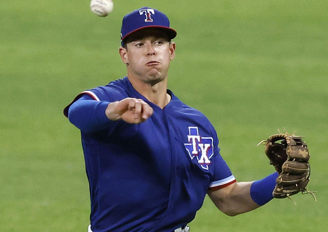Nick Solak será el segunda base titular de los Rangers de Texas en el inicio de la temporada 2021 de las Grandes Ligas.