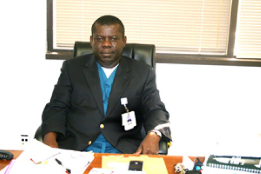Theodore Okechuku
