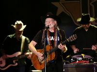 Willie Nelson performed at Billy Bob's Texas in Fort Worth on Nov. 28, 2015.