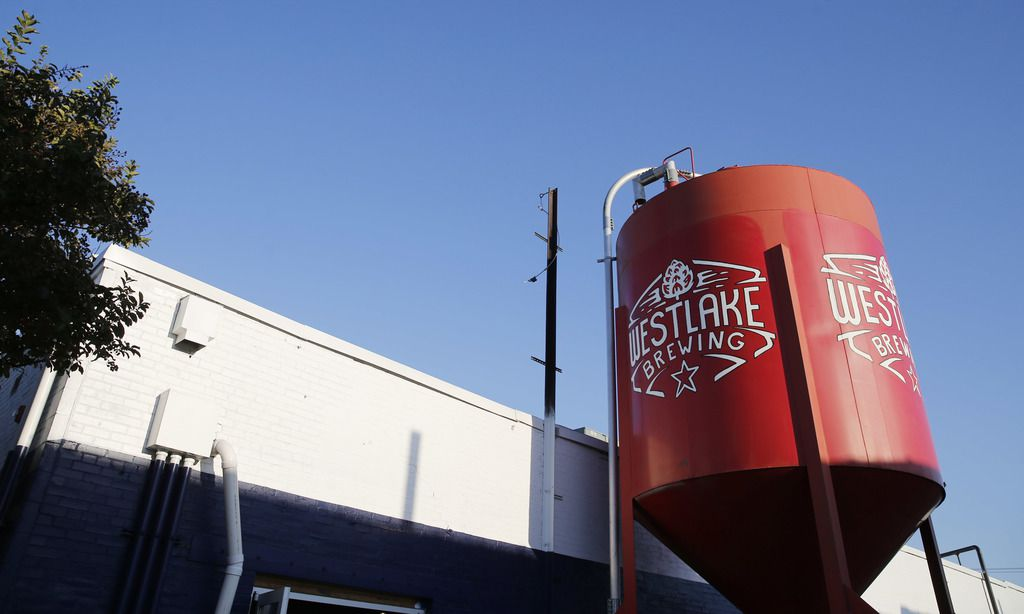 Westlake Brewing Co. opened in October in Deep Ellum.