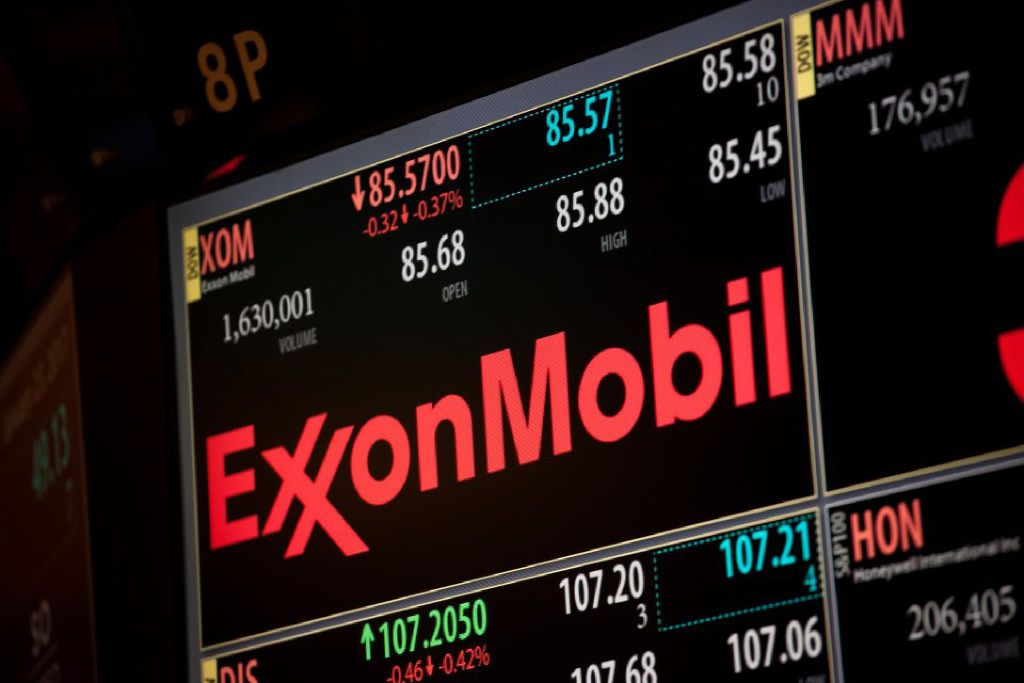 Besieged by court battles over its past positions on climate change, ExxonMobil added a climate scientist to its board of directors. (Michael Nagle/Bloomberg News)