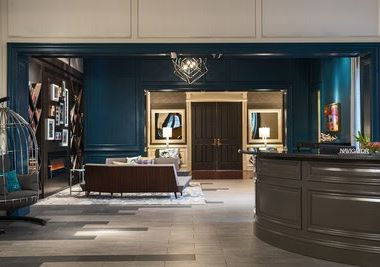 The Renaissance Charleston Historic District in South Carolina is one of the many properties in Plano-based Aimbridge Hospitality's portfolio. It's teaming up with Dreamscape Cos. chief executive officer Eric Birnbaum to buy and operate hotels that cater to business travelers.