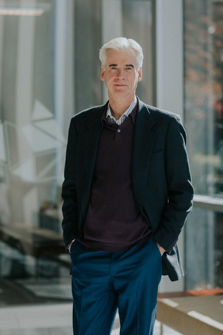 Alkami Technology CEO Mike Hansen.