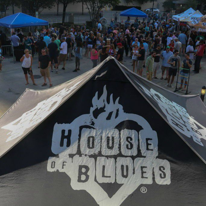 House of Blues in Dallas