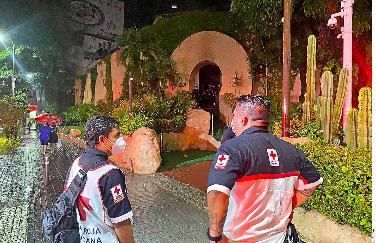 El Baby'O en Acapulco fue visitado por artistas de renombre como José José, Luis Miguel, Chayanne, Donna Summer y Gloria Gaynor, entre otros.