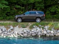 The 2021 Chevrolet Tahoe establishes itself as the big SUV to beat.