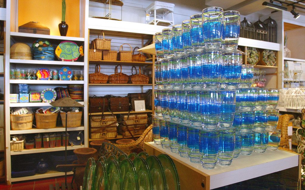 Pier 1 Imports' stock has traded mostly below $1 a share since December.