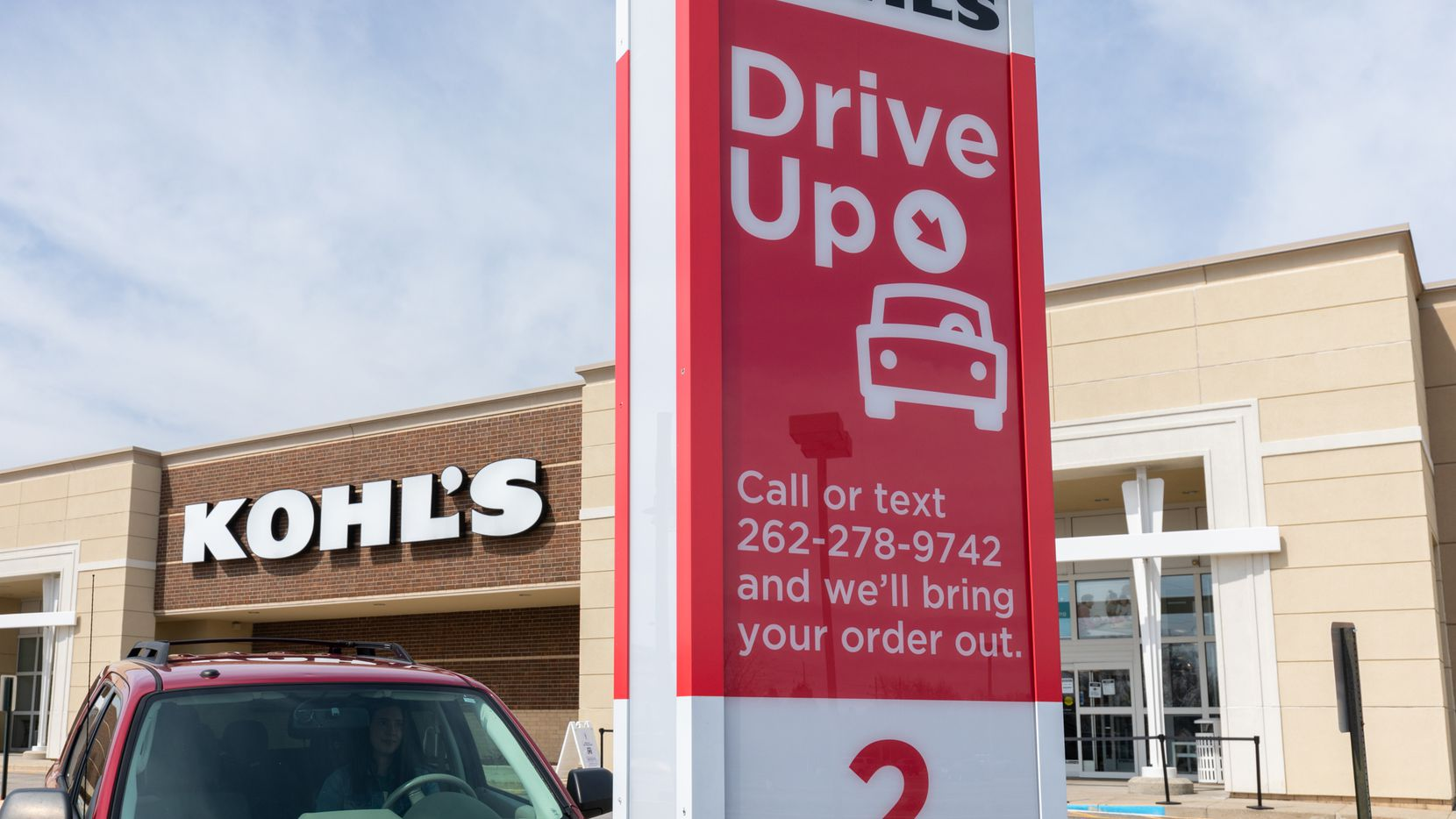 Kohl's will reopen stores in Texas on May 11.