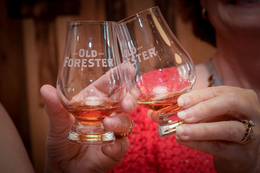 The Bourbon Women Association is dedicated to debunking myths about women and whiskey, and empowering women who are in the industry and interested in the spirit.