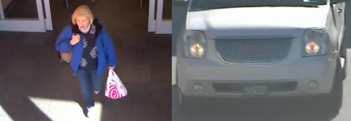 Police are looking for this woman in connection with the attempted abduction of a child in Hurst.