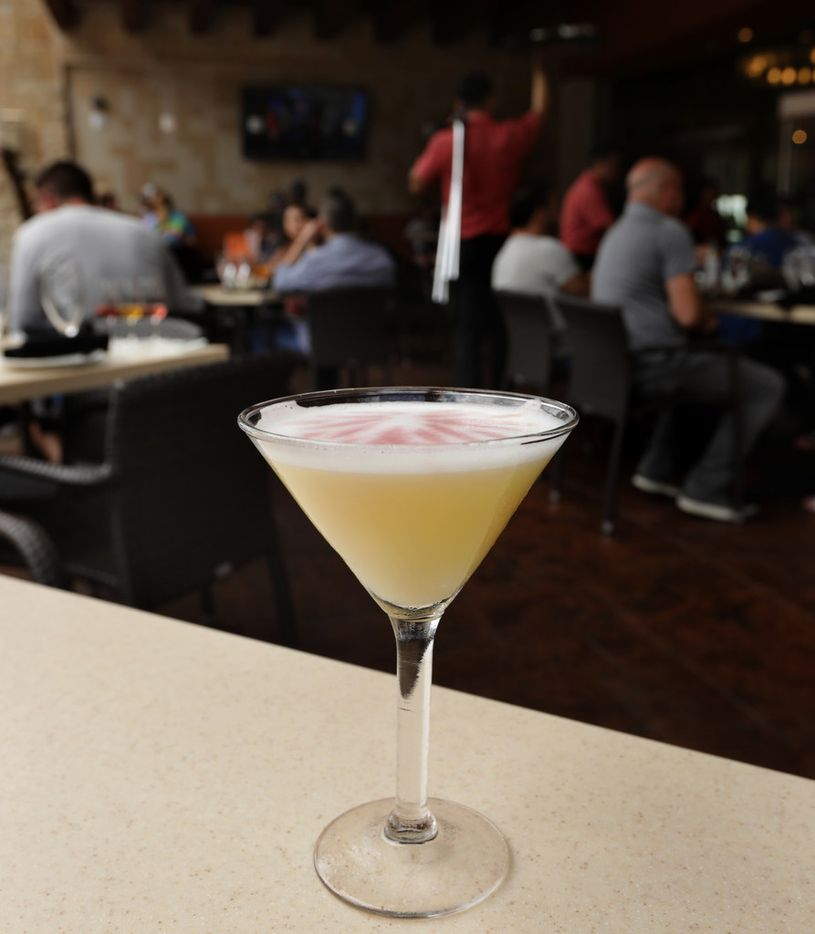 The Tahoma Sour at Mi Dia From Scratch in Plano, TX, on Jun. 7, 2019. (Jason Janik/Special Contributor)