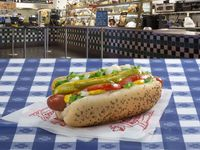 Portillo's is bringing Chicago-style hot dogs and more to North Texas in 2022.