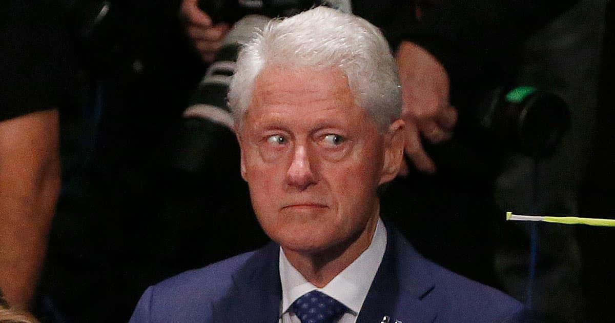 Concerned Bill Clinton and other memes from the second ...