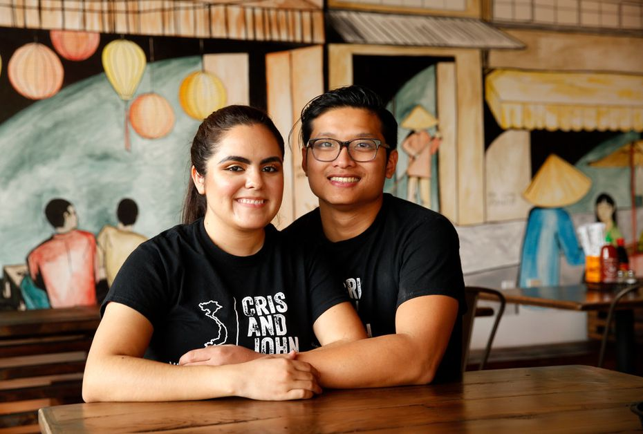Owners Cristina Mendez and John Pham close their restaurant on Saturdays and don't serve alcohol, to align with their beliefs as Seventh-Day Adventists.