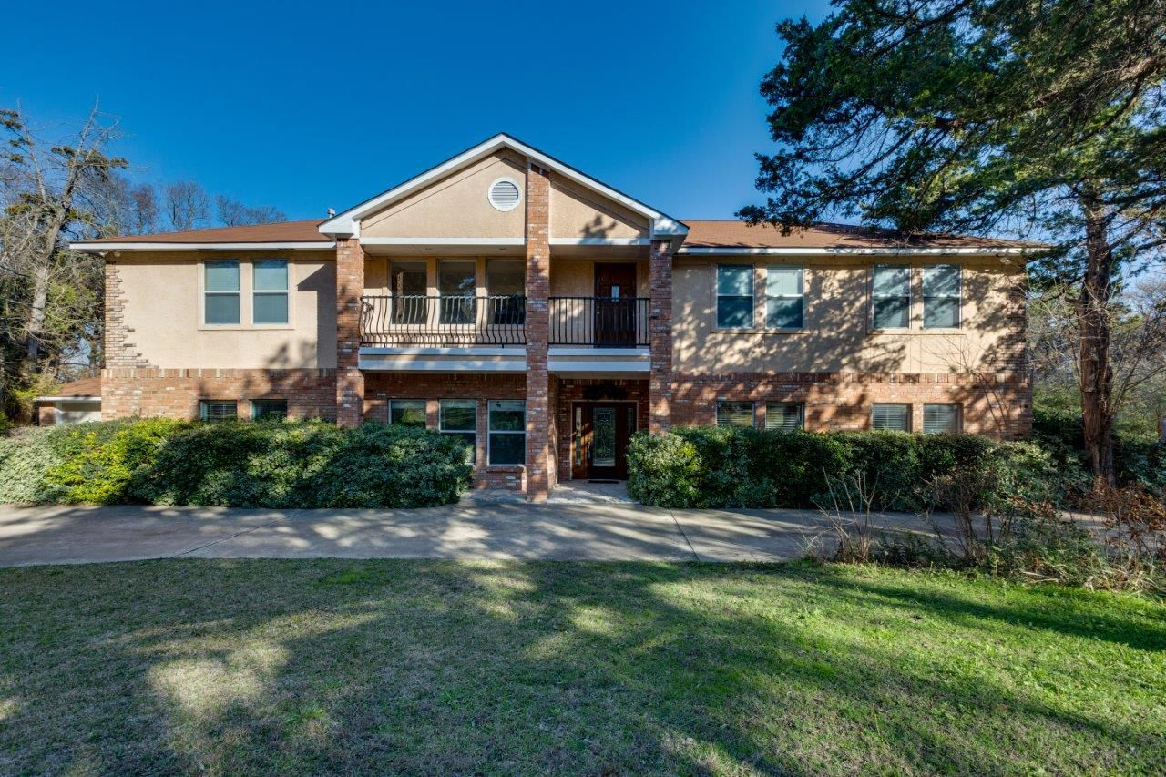 The 5,116-square-foot home at 5737 Ranchero Lane in southwest Dallas is offered for $825,000.
