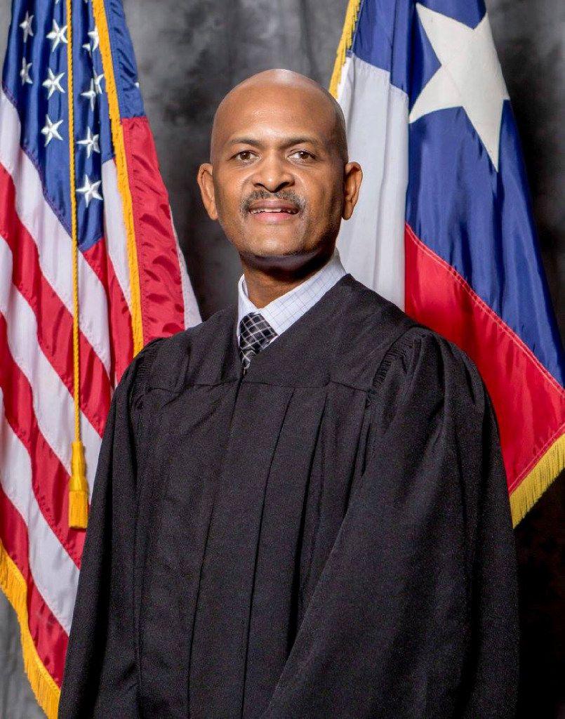 Judge Robert Johnson