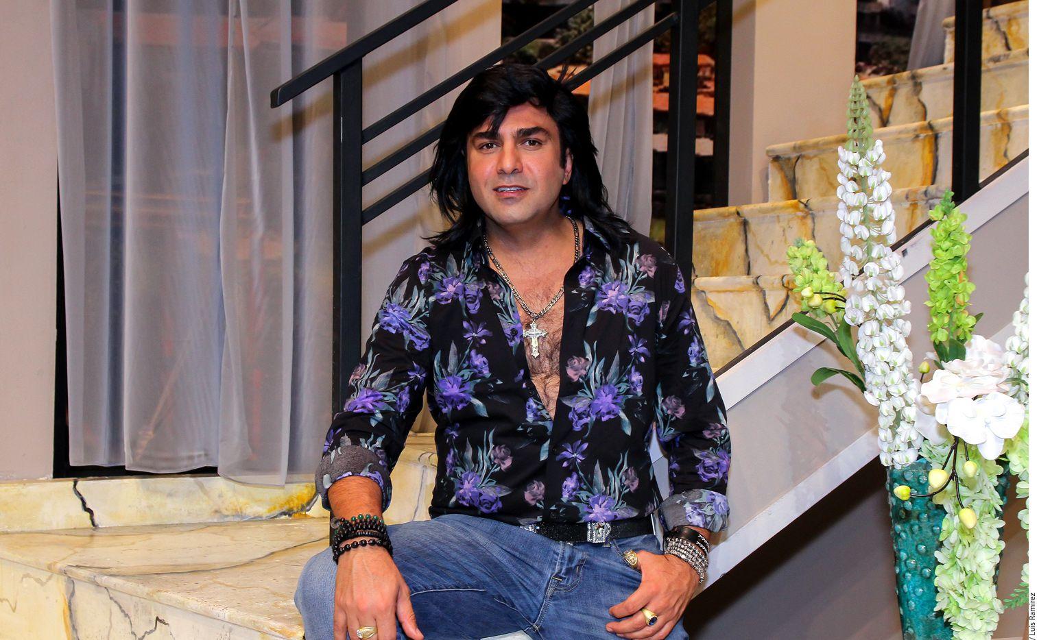 Ariel Miramontes se encargará del humor en la cobertura de Televisa Deportes./ AGENCIA REFORMA
