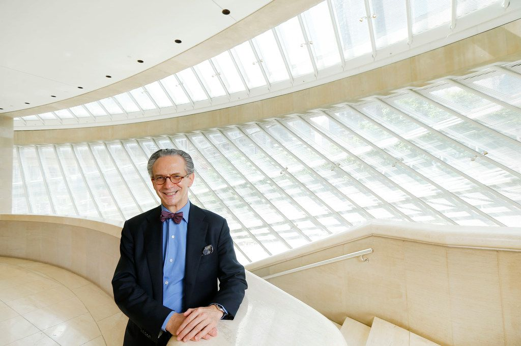 Fabio Luisi, a soft-spoken Italian, will bring a new approach to the Dallas Symphony Orchestra.