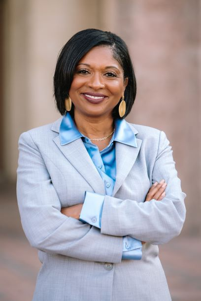 Angelia Pelham, a human resources executive, is in a runoff for a seat on the Frisco City Council.