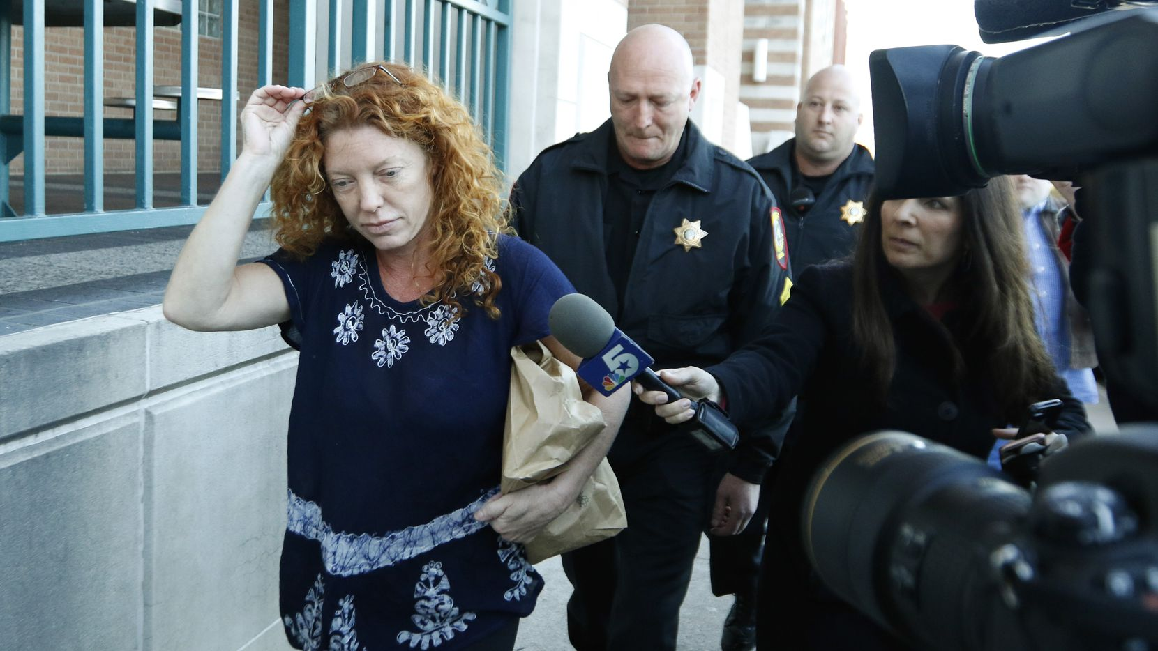 Tonya Couch in 2016, when her bond was reduced from $1 million to $75,000.