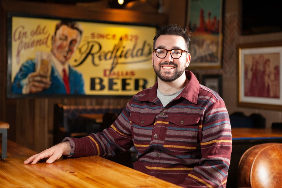 Dylan Asher, the former bar manager at Maple Landing in Dallas, has been hired as the chief operator at Redfield's Neighborhood Tavern in Dallas. He will hire and manage the staff. Asher formerly worked at Texas Live in Arlington and at The Landing at Chandlers in Rockwall.