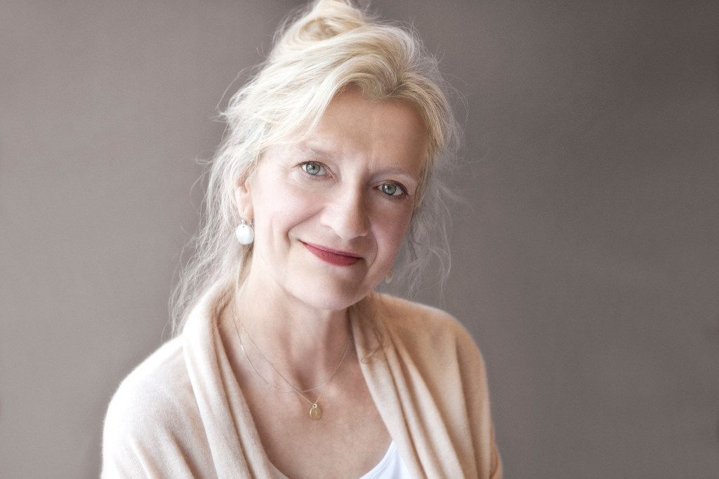 Elizabeth Strout, author of Anything Is Possible. (Credit: Leonardo Cendamo.) Image provided by Random House.