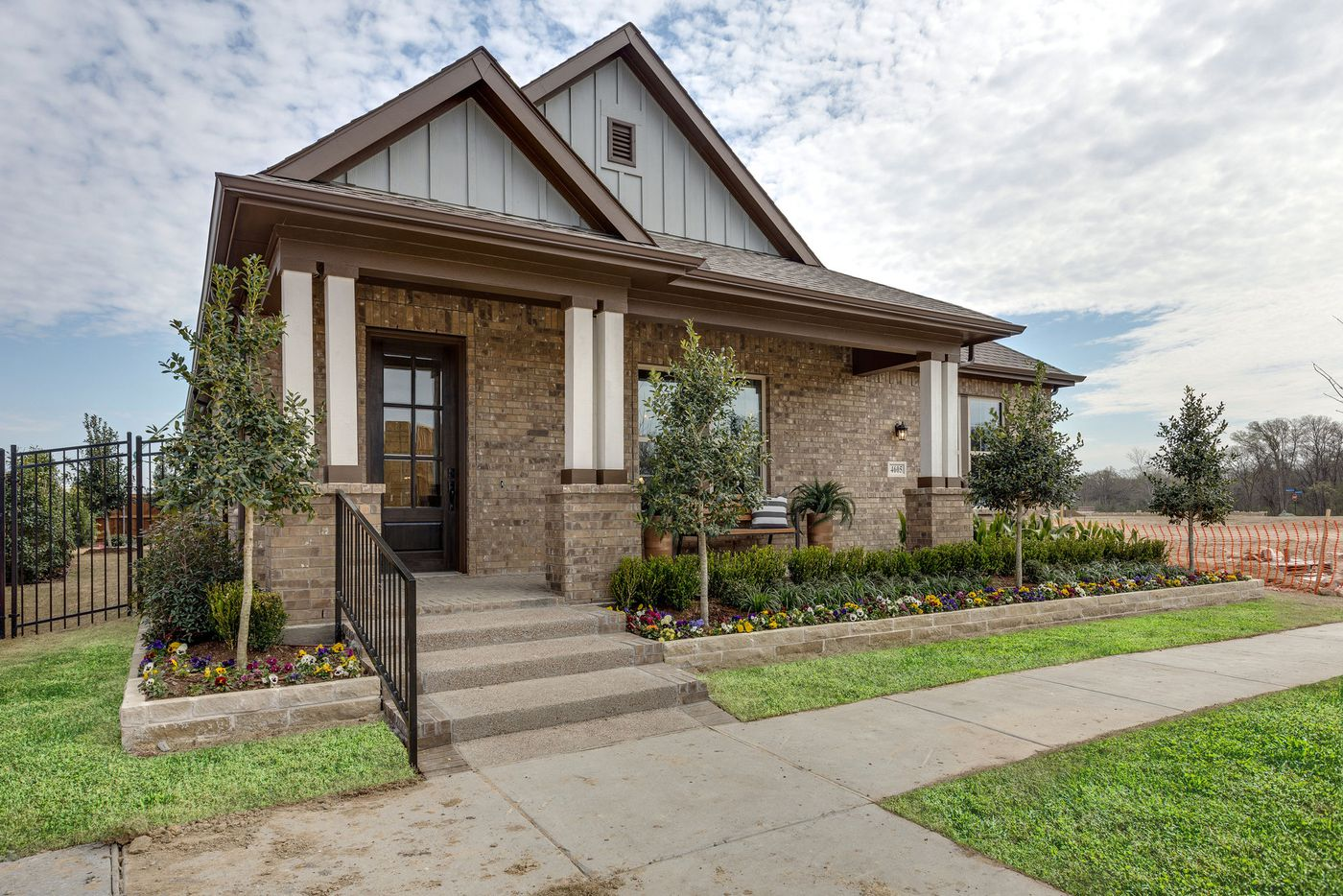 David Weekley's new homes in the Viridian development start near $330,000.