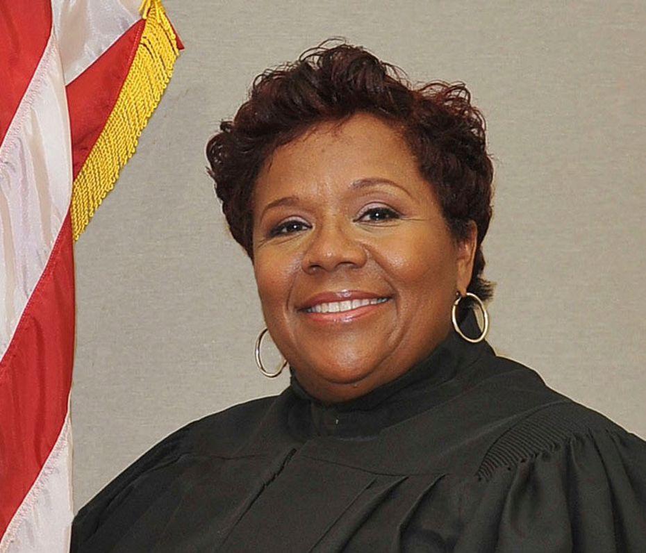 State District Judge Lela Lawrence Mays