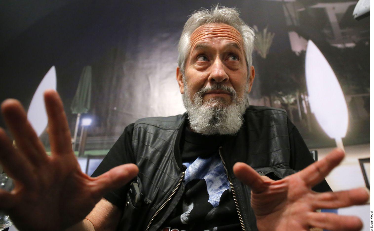 José Ángel García Huerta falleció este viernes.