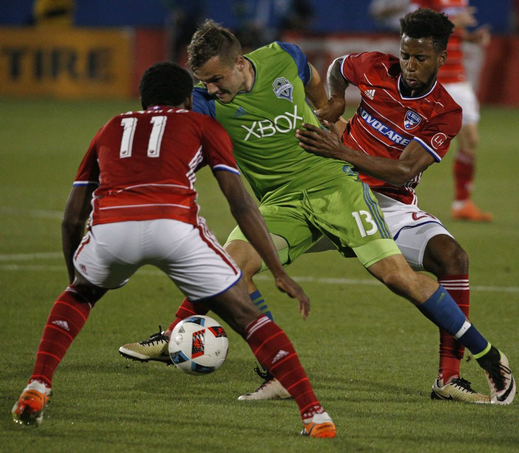 Home agaist Seattle, proper contrasting matchup