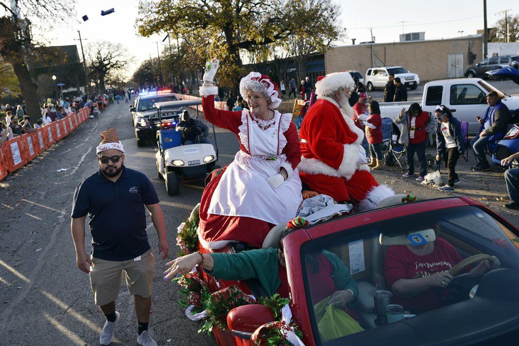 Irving Holiday Parade and Tree Lighting