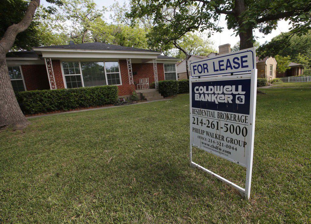 Las ventas de casas parecen recuperarse tras el anuncio de que se bajarán los intereses.