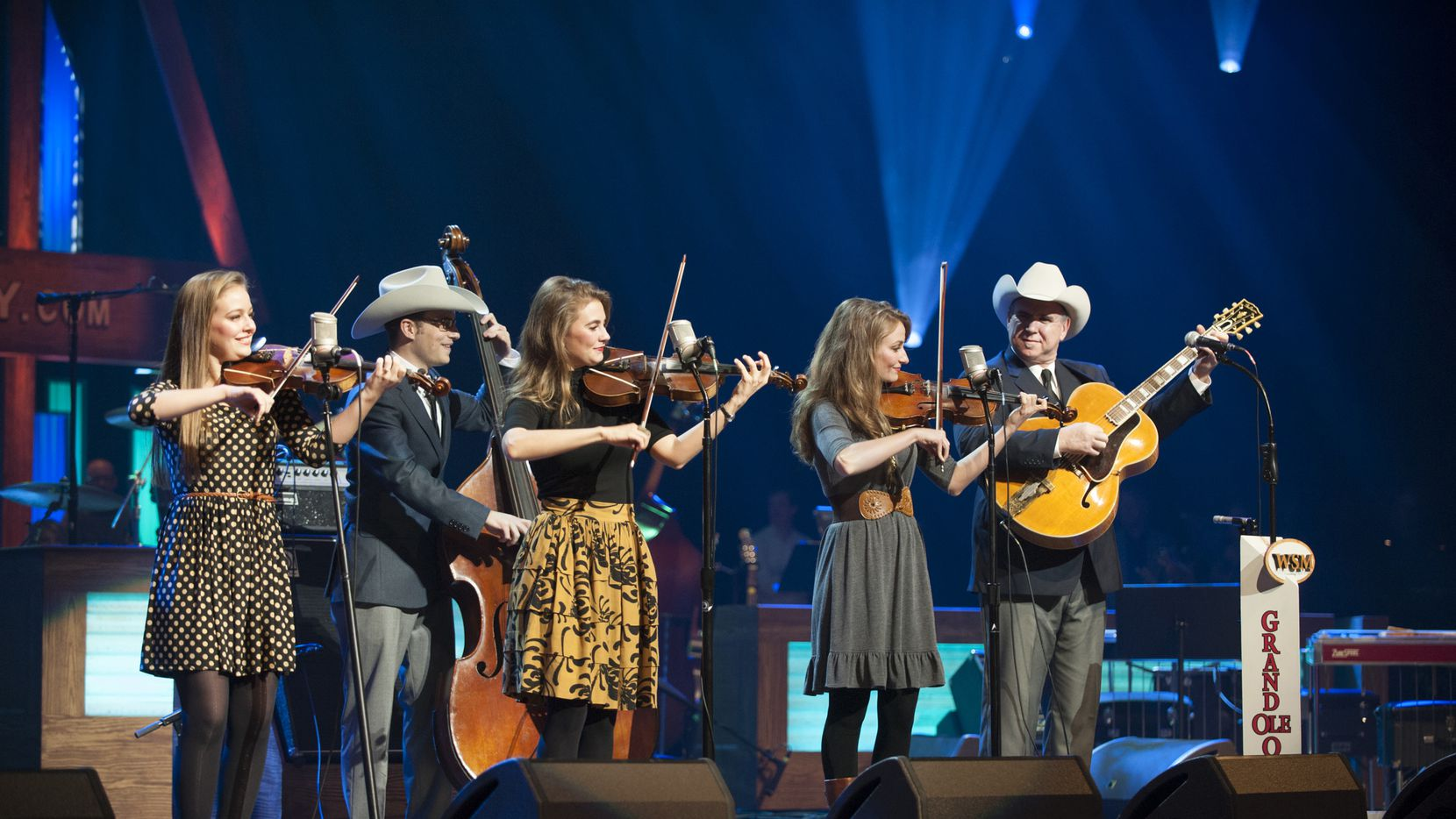 The Quebe Sisters will play at the Irving Arts Center this weekend.