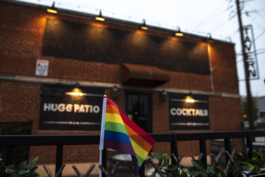 "An owner of Redfield's sparked controversy months ago when he was caught on tape expressing displeasure that the bar had become ""overtly gay."""