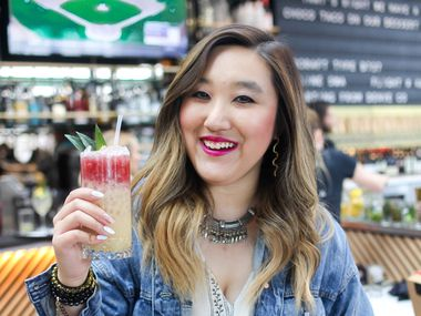 Erin Christman of Dallas is The Food Romantic.